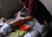Curaciones y tratamiento de escaras a domicilio