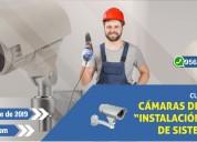 Curso taller cÁmaras de videovigilancia chiclayo