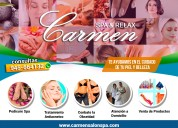 Renuevate con carmen salon spa