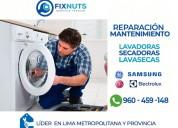ReparaciÓn de de lavadoras  en chacarilla