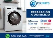 {bosch}*{servicio tÉcnico lavadoras secadoras