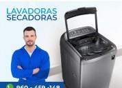 Servicio tecnico lavadoras y secadoras