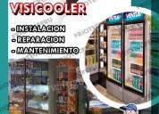 Servicio tecnico de visicooler 998766083 expertos!
