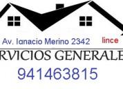 Gasfitero en lince lima callao 941463815