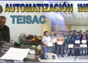 Noviembre-diciembre  cursos de  automatizacion