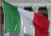 Clases particulares de italiano en los olivos y otros distritos