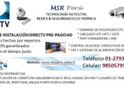 Directv servicio tecnico 985057951 lima-callao