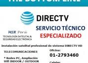 Directv servicio instalacion 985057951 lima-callao