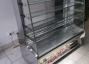 Exhibidora congeladora de alimentos - verano 2019