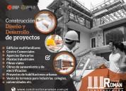 Remodelaciones y construcciones  – constructora ro
