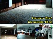 Edificio para hospedaje - restaurante - 4 pisos -