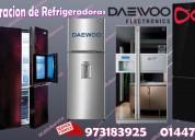 Servicio tecnico refrigeradoras daewoo 4476173 sur