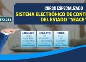 Curso sistema electrÓnico de contrataciones