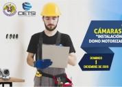Curso taller cÁmaras de vÍdeovigilancia 2019 piura