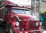 Camion volvo n88 doble eje