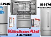 Servicio tecnico refrigeradora kitchen aid 4776173