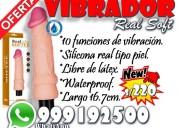 Vibradores 10 funciones / real feel / skin / soft