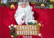 Canatas navideñas navidad peru corporativas 2019