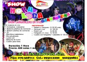 show navideÑos - show hora loca