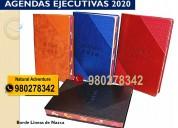 Agenda ejecutiva 2020, agenda personalizada