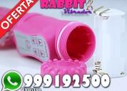 Vibrador rabbit 12 funciones / sexshop miraflores