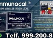 IMMUNOTEC PERU TELF. 999-200-870 ORIGINAL IMMUNOCA