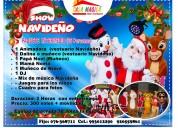 Show navideÑo 2019