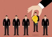 Jefe/asistente de recursos humanos