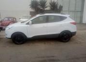 Camioneta suv hyundai tucson aÑo 2012 automatica