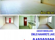 Departamento 1er piso - urb.san isidro