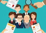 Practicante de reclutamiento y selección