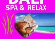 Masajes para hombres  dalí spa  masajes + relax