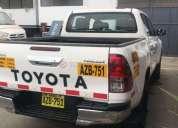 Toyota hilux cd 4x4 diesel 2018 30853 kms
