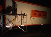 Carrocerias para camiones en peru