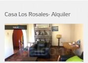 Casa los rosales surco
