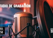 """Alquiler """"estudio de grabación"""" lima 2020 lmr"""