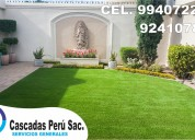 Grass americano, cesped artificial, cesped peru