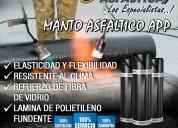 Servicio profesional de imprimacion asfaltica