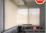 Anuncios fabricación de cortinas roller