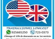 Traductora certificada 925665250