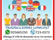 Traducciones de calidad | traductores 100% profesi