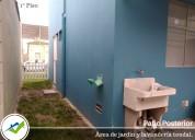 Alquiler vivienda 02 pisos - castilla, piura