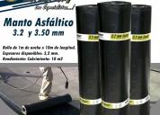 Venta de teja asfaltica(no necesita mantenimiento)