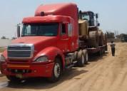 Transporte de carga a nivel nacional