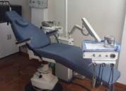 Sillon unidad dental 400 soles