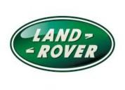 Venta de repuestos originales land rover