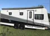 Ventas de campers nuevas o usadas por importacion