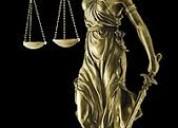 Se brinda servicio de asesoria legal