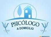 PsicÓlogo a domicilio, arequipa – 925639703