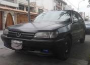 Vendo peugeot 306 hatchback 95 mecanico dual -glp